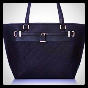 Calvin Klein black purse